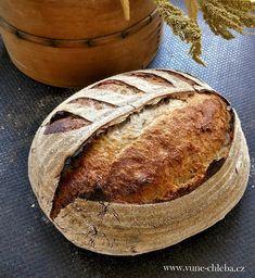 Chléb s menším množstvím kvásku – Vůně chleba Sourdough Bread, Special Recipes, How To Make Bread, Bread Baking, Bread Recipes, Pancakes, Special Occasion, Pizza, Food And Drink