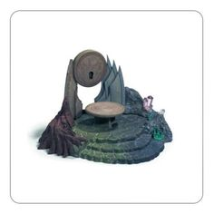 Schleich Oracle by Schleich North America. $36.99. Mystical figure. Profetic. Elf of wise council. Makes great addition to Elves. Elf of wisdom. From the Manufacturer                Oracle. An Oracle is person or agency considered to be source of wise counsel or prophetic opinion.                                    Product Description                The Oracle, place of destiny of all the elves. Everything is mysterious here, high up on Oracle Mountain: the gre...