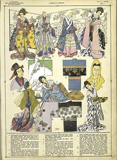 Ladies of Fashion Japanese 1926~27         ([1926-1927])