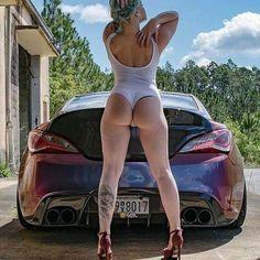 #Hyundai_Genesis #AutoGirls
