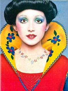 Makeup by Mary Quant, Vogue 1972