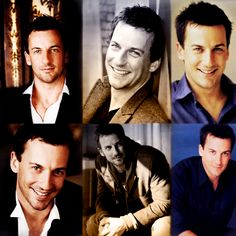 the amount of things i would do to you...  Craig Parker