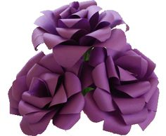 How to make paper flowers blog