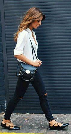#Sapatilhas  ;)  #jeans