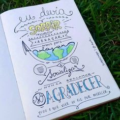 Lettering Tutorial, Creative Journal, Brush Lettering, Scrapbook, Texts, Motivational Quotes, Typography, Letters, Messages