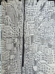 Mon perception de ville.