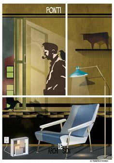 Galeria - ARCHIDESIGN: Estórias do design por Federico Babina - 6