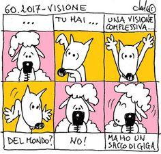 FULVO IL LUPO & Co. - La società animale: 60.2017 - VISIONE