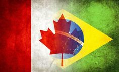 During the Second Empire in Brazil, there was a shy migratory movement from Canada to Brazil. Wallpaper Notebook, Wallpaper Space, Tumblr Wallpaper, Iphone Wallpaper, Canada Party, Brazil Flag, Bailey May, Second Empire, Instagram Frame
