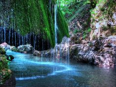 Cascada Bigar in Romania. Cea mai frumoasa din lume.