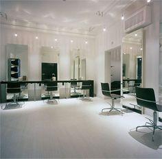 Hairdresser salon & school (Madrid)