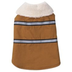 Zack and Zoey Cotton Duck Ranch Pet Coat Camel ** Remarkable product available now. : Dog Apparel and Accessories
