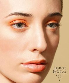 Jorge de la Garza Make Up primavera-verano 2005