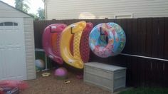 pool floats storage - Google Search