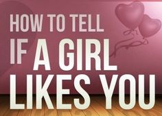 Here are some key signs she's interested...and what to do about it. http://luzlcadwallade.hubpages.com/hub/How-to-Tell-If-She-Likes-You