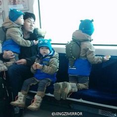 Daehan, Minguk, Manse and appa