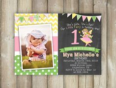 Hey, I found this really awesome Etsy listing at https://www.etsy.com/listing/222638997/fairy-birthday-invitation-our-little