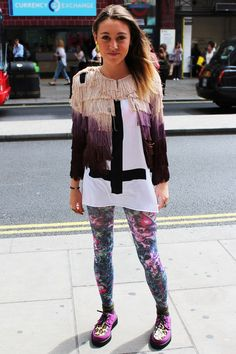 Street Style Londres : les Anglaises ont le look
