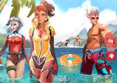 Paladins Game, Hi Rez, Paladins Champions, Final Fantasy, Metalhead, Overwatch, Art Drawings, Milena, Princess Zelda