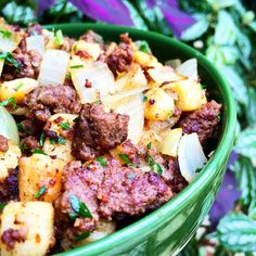 Receita fácil de carne com batata-doce feita em apenas uma panela é rápida, deliciosa, saudável e barata!