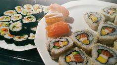 Sushi, ein sehr leckeres Rezept aus der Kategorie Kalorienarm. Bewertungen: 46. Durchschnitt: Ø 3,9.