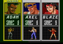 Streets of Rage... oh glory... that was good times.