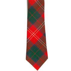 Chisholm Tartan Tie from Gretna Green #TartanTie #PlaidTie