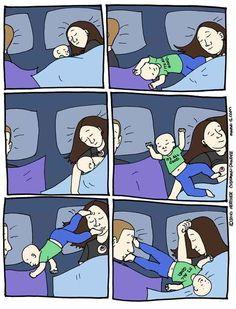 The realities of co-sleeping