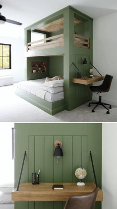 Room Design Bedroom, Home Room Design, Home Bedroom, Home Interior Design, Bedroom Decor, Kids Bedroom Designs, Small Room Design, Loft Design, Kids Room Design
