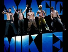 Shirtless, muscular men? Check. Raunchy dancing? Check. And...Holy crap a plot! Watch Magic Mike!