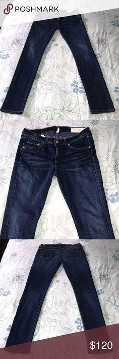 Rag & bone jean BRAND NWOT, size 29x30,skinny, smoke & pets free home thanks for looking🙋🏼♀️ rag & bone Jeans Skinny