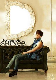 SHINee // Dazzling Girl // Jonghyun