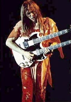 Steve Howe Still, the finest guitarist ever. My #1 guitarist and his music cannot be reproduced.