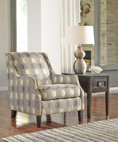 Brielyn   Linen   Accent Chair By Signature Design By Ashley. Get Your  Brielyn   Linen   Accent Chair At Furniture Warehouse, Holland MI Furniture  Store.