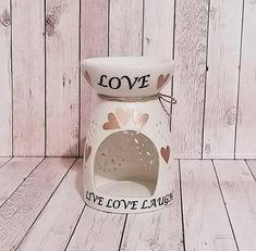 Unique Gifts, Handmade Gifts, Wax Burner, Decoupage Art, Oil Burners, Live Love, Online Gifts, Christmas Ideas, Gifts For Her