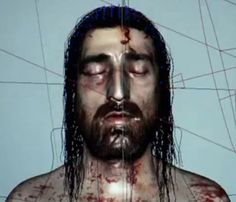 Computer-generated Jesus based on a multidimensional examination of the Shroud of Turin