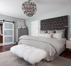 ✔ 67 easy tips small master bedrooms decor that you must read it 39 Related Cozy Bedroom, Dream Bedroom, Bedroom Decor, Bedroom Ideas, Bedroom Furniture, Design Bedroom, Furniture Plans, Bedroom Romantic, System Furniture
