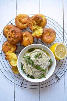 Paté z uzené makrely a Yorkshirské pudinky, Foto: Thinkfood.cz