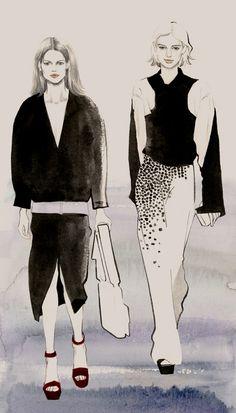 Ilustración por Teri Chung