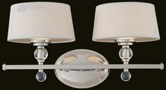 South Shore Decorating: Savoy House Lighting   Transitional 2-Light Wall Sconce $226 #lighting #sconces #transitional
