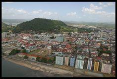 cerro Ancon, Panama