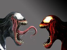 venom spiderman carnage
