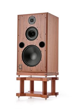 Studio monitors - Monitor - Anniversary Editions - The best loudspeaker in the world Audio Design, Speaker Design, Best Loudspeakers, Floor Standing Speakers, Audio Studio, Diy Speakers, Speaker Stands, High End Audio, Speakers