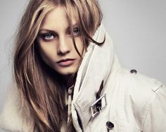 Anna Selezneva ~ The Swedish brand's autumn / winter 2012 campaign shows a collection that brims with the kind of youthful, effortless yet still detailed aesthetic they adhere to. It doesn't revolutionise though – there's nothing particularly new in the military and aviator outerwear that has its roots in trends of the past few seasons. But they're popular styles, and meanwhile the leather pants and sequin vests bring an embellished rockstar vibe that doesn't go over the top.