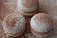 Emmas KakeDesign: O'boy Makroner! Macaron Recipe, Macarons, Vanilla Cake, Muffin, Breakfast, Desserts, Recipes, Food, Morning Coffee