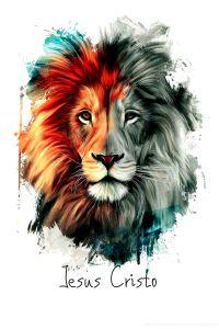 Art Roi Lion, Lion King Art, Lion Of Judah, Lion Art, Lion Tattoo King, Leo Lion Tattoos, Cross Tattoos, Men Tattoos, Couple Tattoos