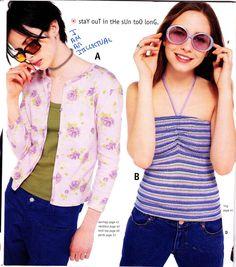 fashion models affecting teens