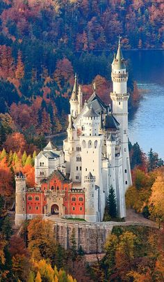 a real 2015 castle in arendale...(where frozen took place)
