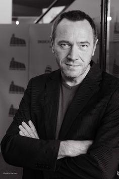 L'acteur français Olivier Rabourdin, Brussels Film Festival. © Christophe Timmermans