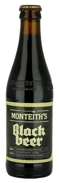 Beers of Europe | Monteiths Black Beer